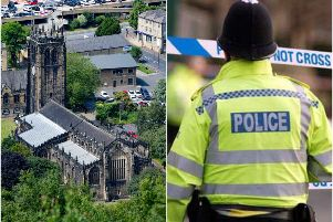 Collection box smashed and cash stolen from Halifax Minster