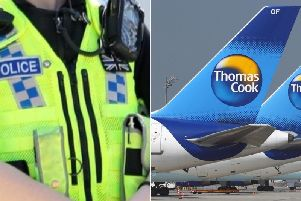 Scammers are targeting people who were victims of the collapse by claiming to be from Thomas Cook and to arrange a refund.