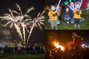14 sparkling pictures from Elland Round Table Bonfire