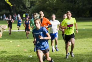 These are the Christmas Day parkruns taking place in and around Calderdale
