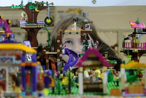 Calling all Lego fans as Calder Valley Brick Show returns