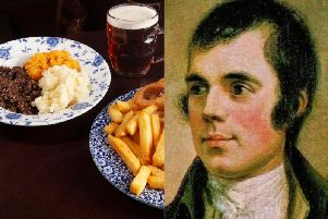 Four Calderdale pubs will be celebrating the life and poetry of the Scottish poet Robert Burns