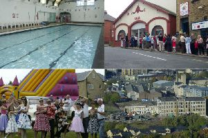 18 pictures showing life in Elland over the years
