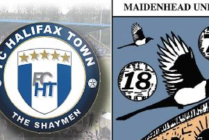 FC Halifax Town 5-2 Maidenhead United