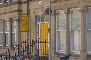 Halifax Society for the Blind on Clare Road. Picture: Google Street View.
