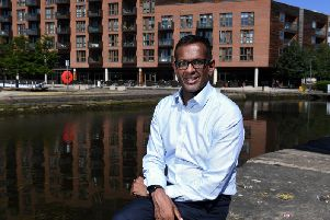 Professor Anand Menon of the UK in a Changing Europe initiative