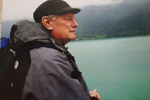 Have you seen 78-year-old Ian Steedman? (Photo: GMP)