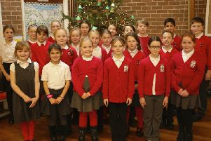Song for Christmas - St John's Primary School, Rishworth
