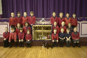 Song for Christmas. Elland C of E Junior and Infant School