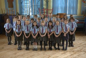Song for Christmas. St Joseph's Catholic Primary School, Halifax