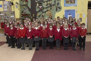 Song for Christmas. Rawson Junior and Infant School, Halifax.