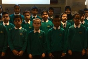 WATCH: Song for Christmas - St Augustine's Junior and Infant School