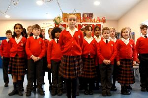 WATCH: Song for Christmas - Hipperholme Grammar Junior School
