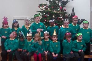 WATCH: Song for Christmas - Highbury School