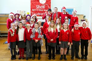 Song for Christmas - Shelf Junior and Infant School