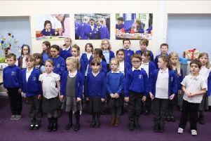 WATCH: Song for Christmas - Christ Church Primary School Pellon