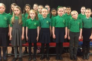 Bradshaw School, Halifax, Song for Christmas 2016