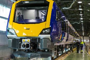 New modern trains to begin serving Yorkshire from December