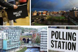 The polls have opened across Yorkshire this morning.