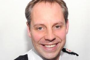 West Yorkshire Police's new Assistant Chief Constable, Tim Kingsman.