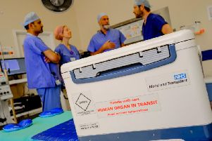 More people in Yorkshire and the Humber are donating their organs.