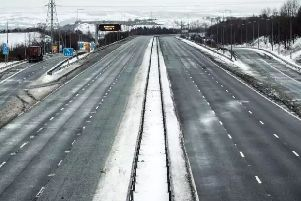 Here's why part of the M62 near Leeds will be closed next week