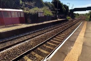 Woman alive after being struck by train near Cottingley Station in Leeds
