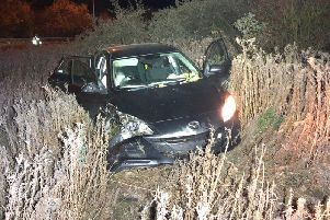 Brighouse crash: Car hit speeds of up to 115mph after failing to stop for police on M62