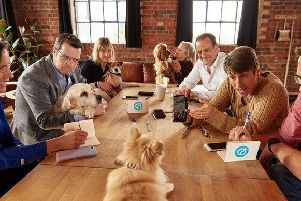 SpareRoom hosts the world's first pet and their people think tank meeting