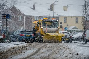 Councils issue plea to look out for elderly neighbours as snow and ice hit