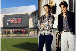 Notting Hill is coming to Vue Halifax for a one-off screening this Valentines Day