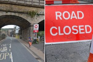 New Road will be closed in Mytolmroyd