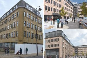 What businesses could we see in the new Northgate House complex? Artists impressions by LDN Architects