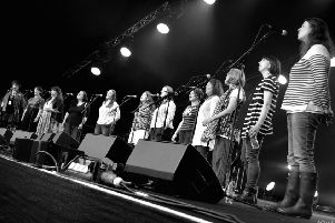 Another impressive line up at three-day folk festival