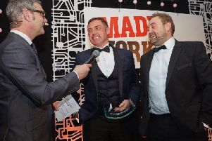 Halifax safety barrier experts A-SAFE named Manufacturer of the Year