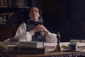 Suranne Jones as Anne Lister in the new Gentleman Jack trailer