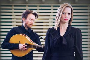 Husband and wife duo next up at Wadsworth folk night