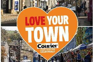 Love Your Town is the latest Halifax Courier campaign.