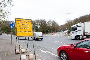 Ten weeks of roadworks are set to begin at Salterhebble