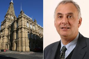 Professor Nick Frost, who was Chair of theCalderdale Safeguarding Children Board