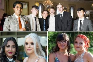 Email your photos to the Courier and feature in this year's prom special.
