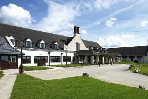 A four-star luxury hotel just off the M6