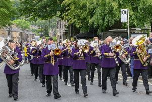 Brighouse and Rastrick Band crowned Whit Friday champions once again