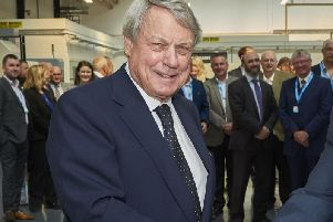 Paul Dupee, executive chairman of the 600 Group