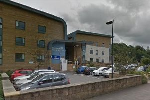 Calder Community Practice is housed on the second floor of Todmorden Medical Centre. Picture: Google Street View