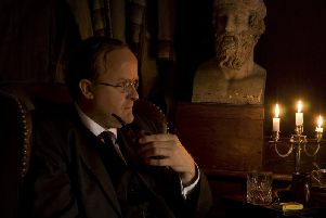 Two Ghost Stories by M R James performed by R M Lloyd Parry