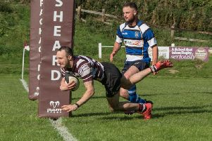 Anthony Shoesmith scores