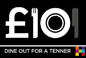 Dine Out Harrogate eat for a tenner with free bus travel