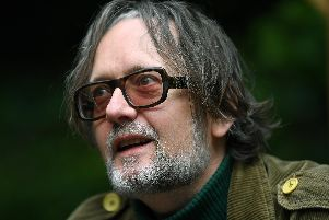 Jarvis Cocker will take to the stage tonight on The Stray.