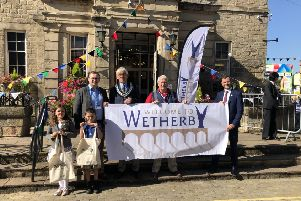 New look for Welcome to Wetherby